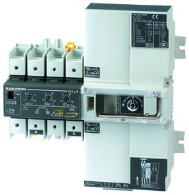 Remotely Operated Transfer Switch