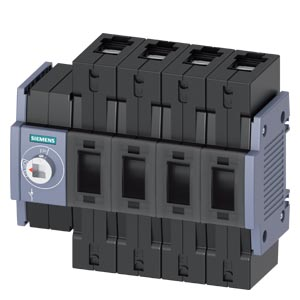 125A 4 POLE ISOLATOR