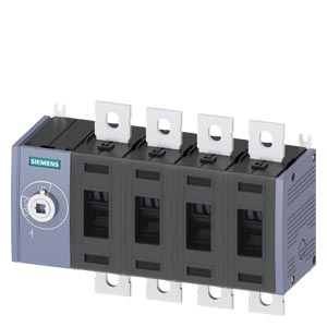 400A 4 POLE ISOLATOR