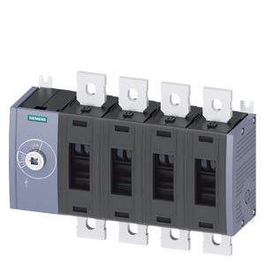 630A 4 POLE ISOLATOR