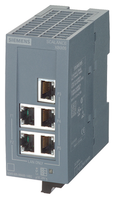 IND ETHERNET SWITCH