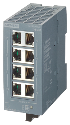 8 WAYETHERNET SWITCH