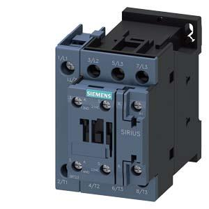 3RT 4 Pole Contactors up to 110A AC1