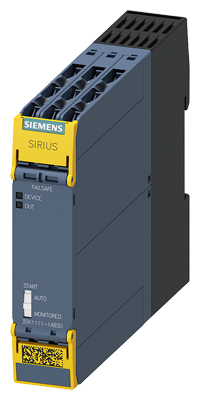 SIEMENS SAFETY RELAY