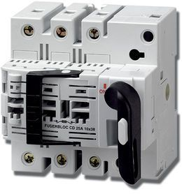 Fuse switches (20 -1250A)