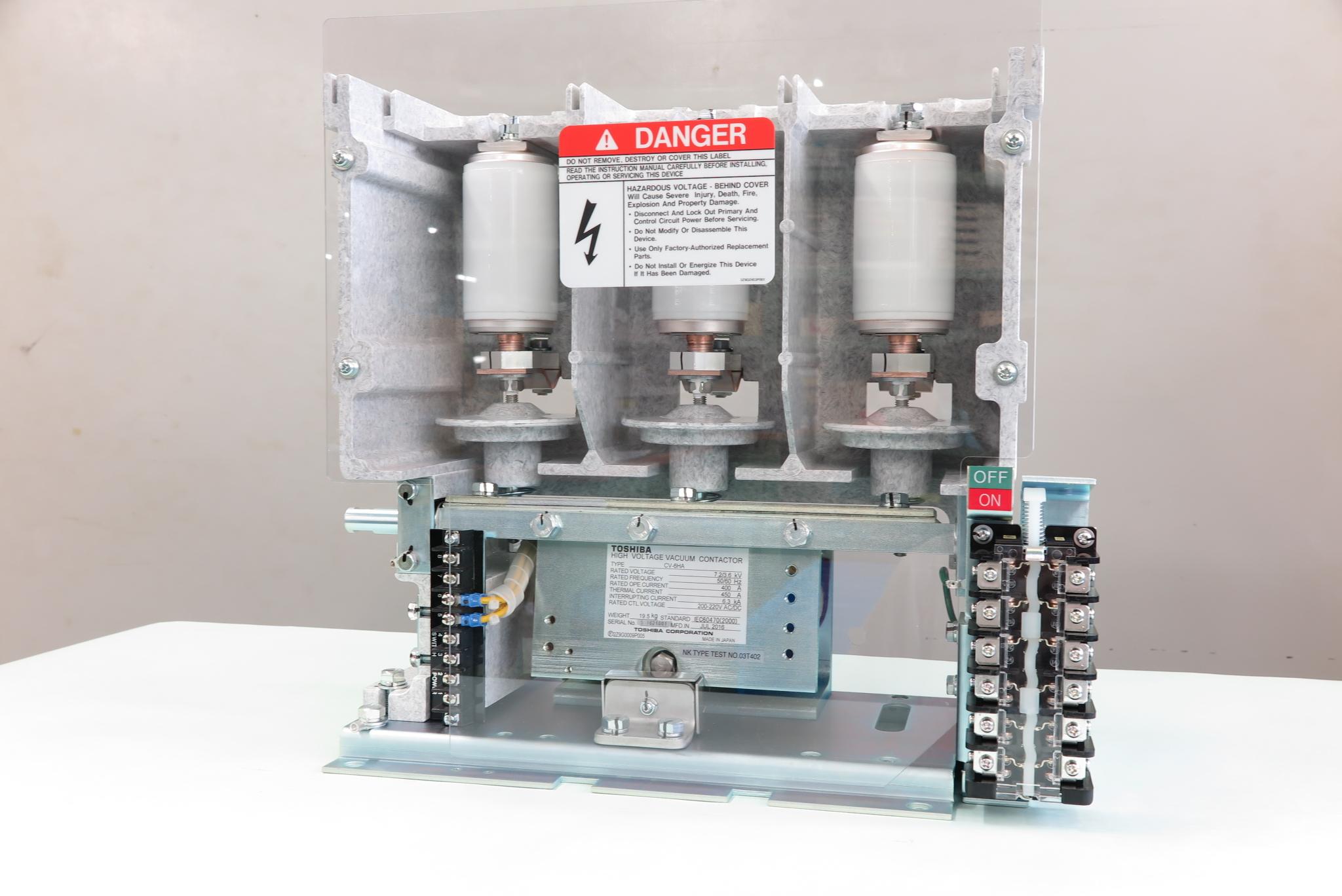 Cv 6ka 720a 110v Coi Toshiba Motor Starter Wiring Diagram